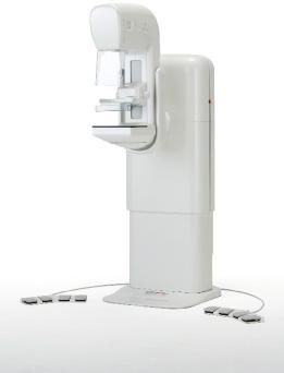 乳房X線デジタル撮影装置 Pe・ru・ru