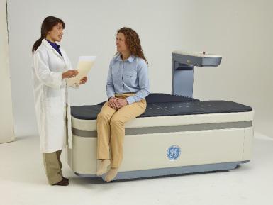 全身用X線骨密度測定装置 Chorale