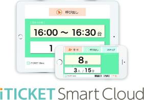 受付・予約システム iTICKET Smart Cloud